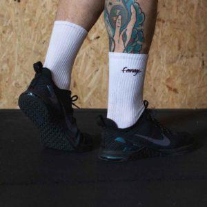 calcetines crossfit coraje