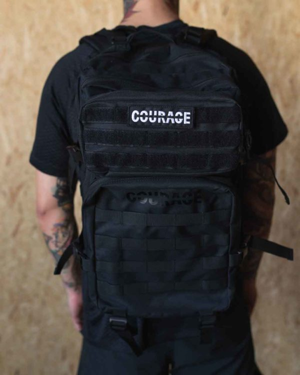 mochila crossfit coraje