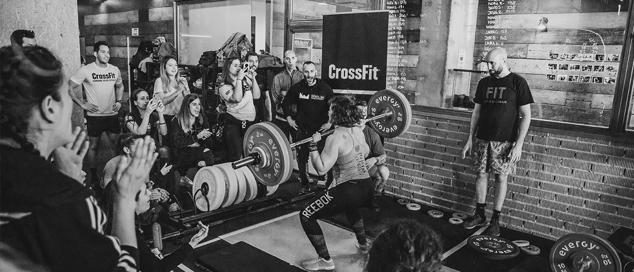 gimnasio crossfit madrid