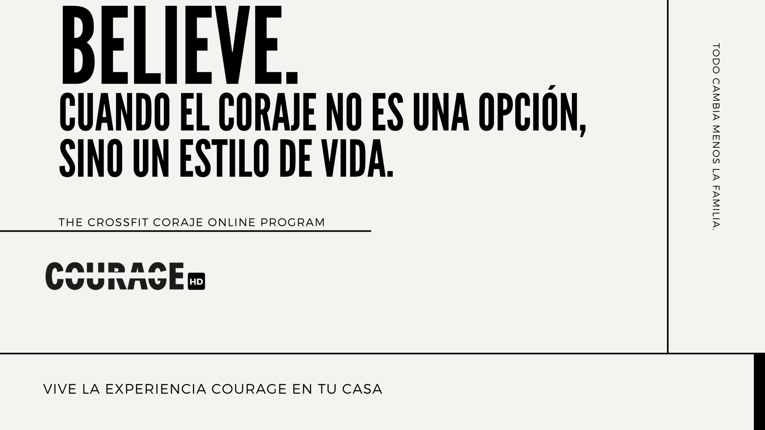 Believe - Courage HD
