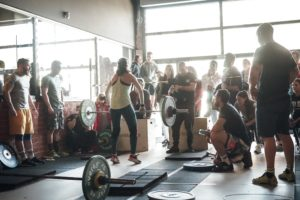Open CrossFit Games en CrossFit Coraje