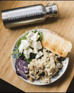 comida sana alimentacion saludable