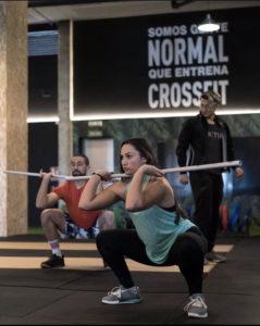crossfit y la movilidad en el box courage