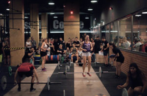 crossfit en courage